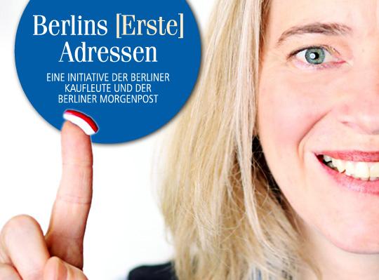 Hornig Akustik als eine von Berlins ersten Adressen in der Berliner Morgenpost und der Welt